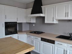 Les cuisines de claudine r novation relookage relooking for Renover une cuisine rustique