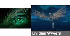Lividian Wyvern | What Breed of Dragon are you?