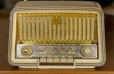 Image result for Vintage Radio