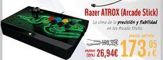 #Razer ATROX (Arcade Stick) - XBox One. 04/26/2015 - Deseo concedido. http://www.opirata.com/razer-atrox-arcade-stick-xbox-p-31297.html