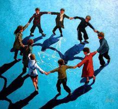Knife Oil Paintings By Russian Artist Dima Dmitriev - Fine Art Blogger