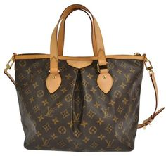 Louis Vuitton Palermo Pm Monogram Brown Tote Bag. Get one of the hottest styles of the season! The Louis Vuitton Palermo Pm Monogram Brown Tote Bag is a top 10 member favorite on Tradesy. Save on yours before they're sold out!