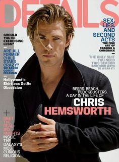 Chris Hemsworth si perde in 'Dettagli': non ricorda data matrimonio! » GOSSIPpando | GOSSIPpando