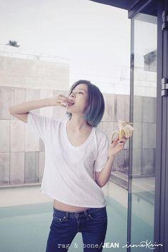 rag & bone: DIY Model Irene Kim