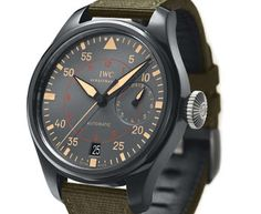IWC Big Pilot's Watch TOP GUN Miramar