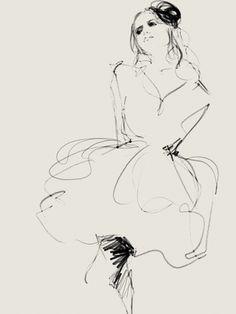Untitled XV | Judith van den Hoek   #Illustration