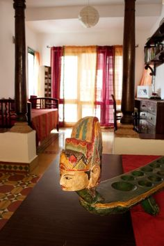 Karthik Vaidyanathan's Chettinad style home in Bangalore - Prismma Magazine
