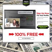 Press For Profit – $104k in 24 hours? Is it possible? Yes!  You will be shocked to see how its done. http://www.topbinaryoptions.info/press-for-profit/
