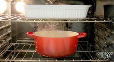 Ο πιο εύκολος τρόπος για να καθαρίσετε το φούρνο σας! | ingossip.gr