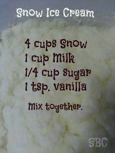 yumm....used a little more snow and different flavors....yummilicious!!!!