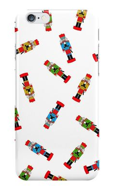Our The Nutcracker Phone Case is available online now for just £5.99.    Get this super cute Nutcracker pattern Christmas phone case, available for all the popular smartphones!    Material: Plastic, Production Method: Printed, Authenticity: Unofficial, Weight: 28g, Thickness: 12mm, Colour Sides: White, Compatible With: iPhone 4/4s | iPhone 5/5s/SE | iPhone 5c | iPhone 6/6s | iPhone 7 | iPod 4th/5th Generation | Galaxy S4 | Galaxy S5 | Galaxy S6 | Galaxy S6 Edge | Galaxy S7 | Galaxy S7 Edge…