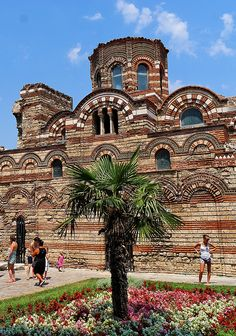 """Often referred to as the """"Pearl of the Black Sea"""", Nesebar is a UNESCO World Heritage Site and a rich city-museum defined by more than three millennia of ever-changing history."""