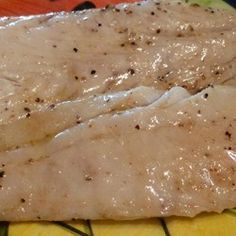 Baked Grouper on Pinterest | Grouper Recipes, Grilled Grouper and ...