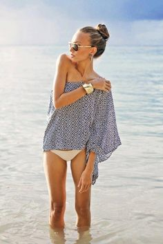 Ultimate BeachWear Item: The Kaftan