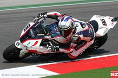 86 - Ayrton Badovini - BMW S1000 RR - BMW Motorrad Italia SBK Team - Misano 2011 - @ 2011 Sandro Zornio - More pictures and high resolution photos at http://www.sandrozornio.com