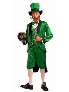 Adult Mr. Leprechaun Costume