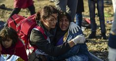11/17/2015 - Nine refugees drowned and at least another three were missing after their inflatable boat sank off the Greek island of Kos early on Tuesday, the coastguard said.