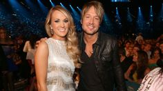 "2017 CMT Awards - Keth Urban feat. Carrie Underwood WON an award for Collaboration Video Of The Year ""The Fighter."""