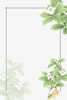 Watercolor green plant borders, Summer Border, Leaves The Border, Plant Borders PNG and PSD Flower Backgrounds, Flower Wallpaper, Wallpaper Backgrounds, Iphone Wallpaper, Invitation Background, Flower Invitation, Mises En Page Design Graphique, Story Instagram, Borders And Frames