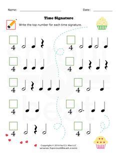 TMTA Level 3 – Time Signature Music Activities For Kids, Music Lessons For Kids, Music Lesson Plans, Music For Kids, Teaching Orchestra, Piano Teaching, Music Math, Music Classroom, Music Basics
