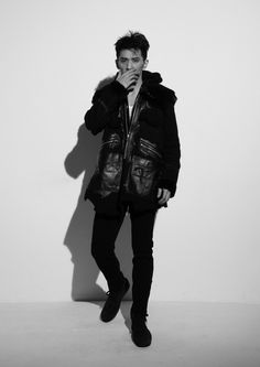 The Soloist, Fall Winter 2015, Winter Collection, Personal Style, Winter Jackets, Style Inspiration, Mens Fashion, Black And White, My Style