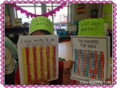 This is how we CELEBRATE being 100 days smarter!