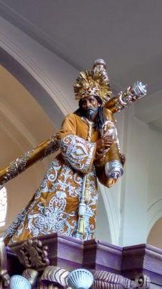 Procesion Jesus de los Milagros 2015, domingo de ramos, Santuario de san Jose (74)