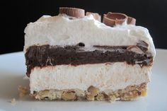 Chocolate Delight (from I Like To See My Recipes When I Grocery Shop)