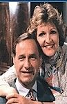 Executive Stress - Penelope Keith, Geoffrey Palmer and Peter Bowles Penelope Keith, Stress, Spaces, Film, Tv, Movie, Film Stock, Movies, Tvs