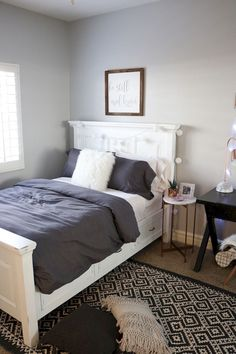 Babiekins Magazine | A Modern Teen Bedroom Makeover | Kiddo Spaces ...