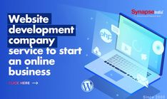 Start an online business with service of a website development company.  CREATE UNIQUE DIGITAL IDENTITY of your business with a COMPETITIVE WEBSITE.   SynapseIndia offers reliable technology solutions for you. India Website, Website Development Company, Online Business, Identity, Technology, Create, Digital, Unique, Tech