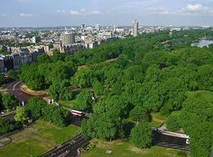 Hyde Park in London. A fantastic spot in a city filled with fantastic spots.