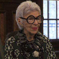 Iris Apfel When She Was Young | Iris Apfel Documentary Trailer Video
