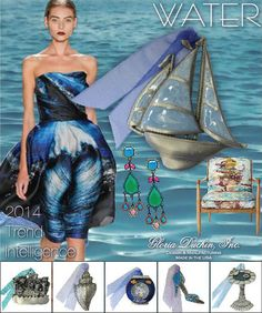 Our fifth and final trend for the upcoming year, the 2014 Water Trend!