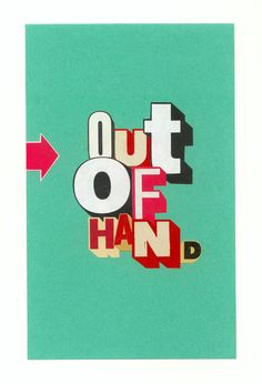 out of...