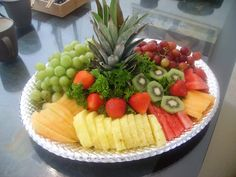 fruit trays - Google Search