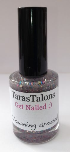 My first collection of indie/handmade polish! Tarastalons.co.uk