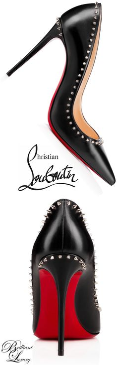 Brilliant Luxury * Christian Louboutin 'Anjalina' 2015
