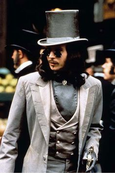 """Gary Oldman as Dracula from """"Bram Stoker's Dracula"""" (1992). This character along with Wesley from """"The Princess Bride"""" (1987) and Louis from """"Interview with A Vampire"""" (1994) were my major (pre)adolescent fictional-character crushes.  *sudden insight*  Oh, that explains so much.  #dracula #vampires #victorian #gentlemen #portrait #celebrity #movies driftingarrow  Gary Oldman as Dracula from """"Bram Stoker's Dracula"""" (1992). This character along with Wesley from """"The Princess Bride"""" (1987) and Lou"""