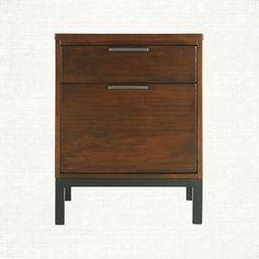 Palmer Mango File Cabinet   Arhaus Furniture