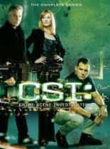 CSI: Crime Scene Investigation - The Complete Series [DVD]