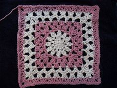 Lacy Sun pattern by Dayna Audirsch