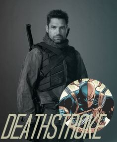 DC Television Universe: Deathstroke