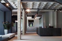 Steven Vandenborre Architecten, Tim Van de Velde · AGO HQ · Divisare