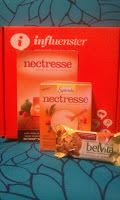 Dandelions and other fine things: Influenster Sugar and Spice Vox Box - Nectresse Sweetener and belvia breakfast biscuits