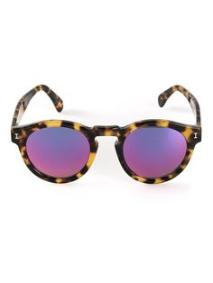 Illesteva Óculos De Sol Modelo 'Leonard' - Farfetch
