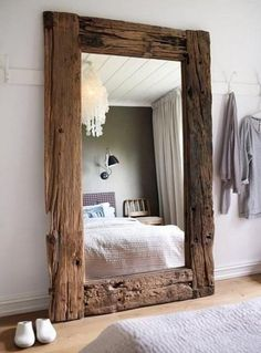 Rustic Farmhouse Bedroom Decorating Ideas To Transform Your Bedroom (46)