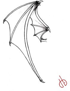 Bat Wings Tattoo Designs Images & Pictures - Becuo