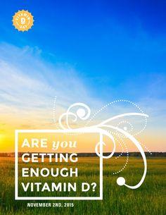 Vandaag is het voor de vijfde keer wereld Vitamine D dag. Er is de laatste jaren heel veel onderzoek gedaan naar alle positieve effecten van Vitamine D. In de zomer is regelmatig buiten zijn voldoende om genoeg vitamine D op te bouwen in je eigen huid. In de winter is de zonnebank voor 18+ het beste alternatief.