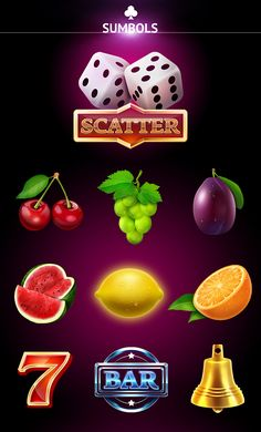 Game Juicy Fruits on Behance